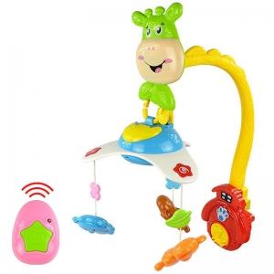 Carusel pentru copii learning fun Girafa2