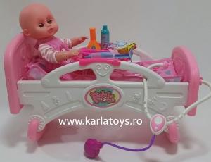 Patut cu bebelus si accesorii0