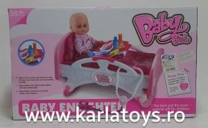Patut cu bebelus si accesorii2