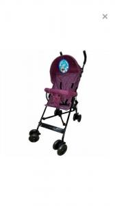 Carucior sport Baby Care SA7 Fucsia2