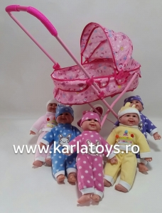 Carucior papusi cupapusa bebe1