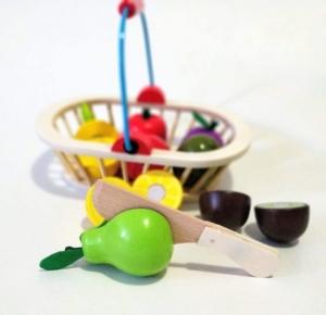 Cosuletul cu Fructe din lemn feliere2