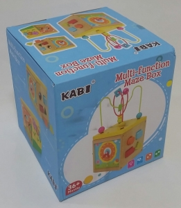 Cub educativ 5 in 1 Active Sun KABI8