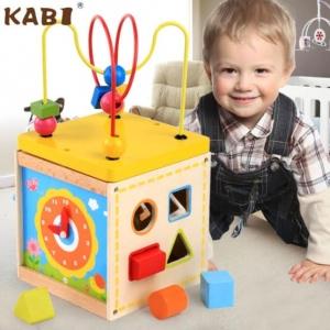 Cub educativ 5 in 1 Active Sun KABI1