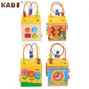 Cub educativ 5 in 1 Active Sun KABI2