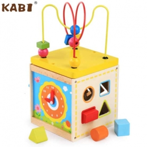 Cub educativ 5 in 1 Active Sun KABI4