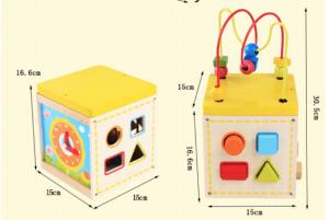 Cub educativ 5 in 1 Active Sun KABI0