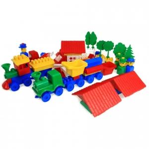 Cuburi constructie lego K2 Super max 350 piese3