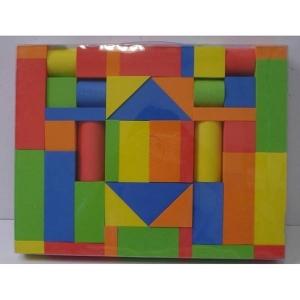 Set cuburi de construit din spuma eva0