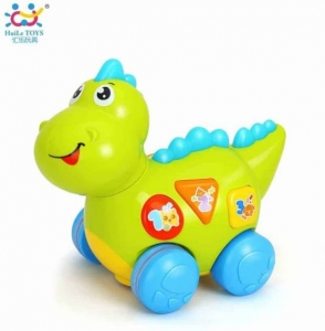 Jucarie bebe micul Dinozaur0