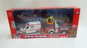 Jucarie Fire Truck0