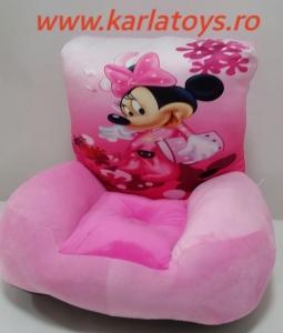 Fotoliu plus Minnie Mouse Sit Down1