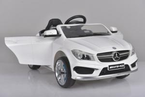 Masinuta electrica Mercedes CLA45 copii 12 v0