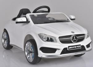 Masinuta electrica Mercedes CLA45 copii 12 v6
