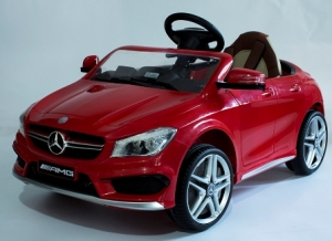 Masinuta electrica Mercedes CLA45 copii 12 v2