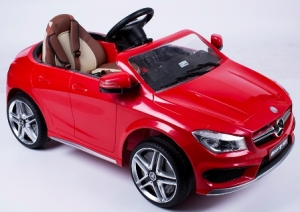Masinuta electrica Mercedes CLA45 copii 12 v1