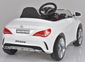 Masinuta electrica Mercedes CLA45 copii 12 v4