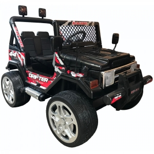 Masinuta electrica Jeep Drifter pentru copii 12 v8