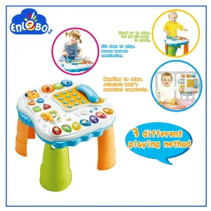Masuta multifunctionala 3 in 1  Learning Dora3