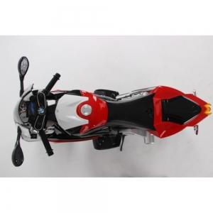 Motocicleta Bmw 12 v cu roti ajutatoare pentru copii9