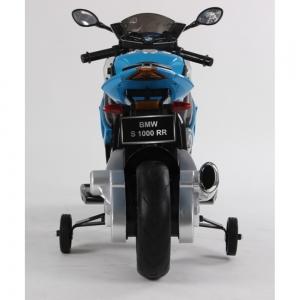 Motocicleta Bmw 12 v cu roti ajutatoare pentru copii10
