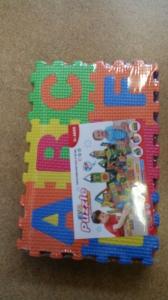 Set de puzzel cifre si litere 36 de buc1
