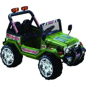 Masinuta electrica Jeep Drifter pentru copii 12 v0