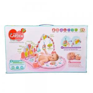 Saltea de joaca bebe cu pian Garden3