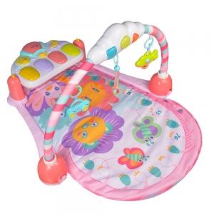 Saltea de joaca bebe cu pian Garden4
