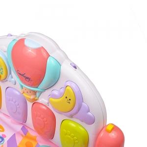 Saltea de joaca bebe cu pian Garden5