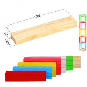 Set 150 de cuburi din lemn de constructie6
