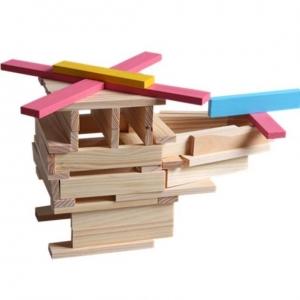 Set 150 de cuburi din lemn de constructie3