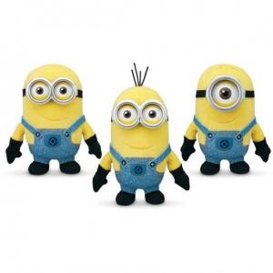 Set 3 Minioni plus Stuart, Tim, Dave0