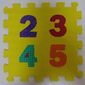 Set puzzel 10 piese cifre si litere  mari 31/31 cm9
