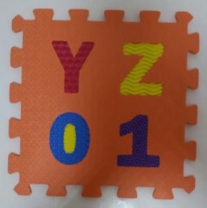 Set puzzel 10 piese cifre si litere  mari 31/31 cm8