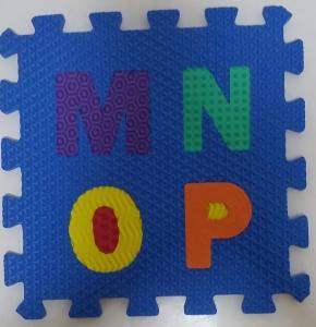 Set puzzel 10 piese cifre si litere  mari 31/31 cm4