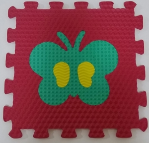 Set puzzel 10 piese cu animale 31/31 cm12