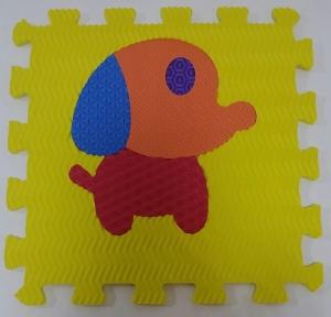 Set puzzel 10 piese cu animale 31/31 cm10