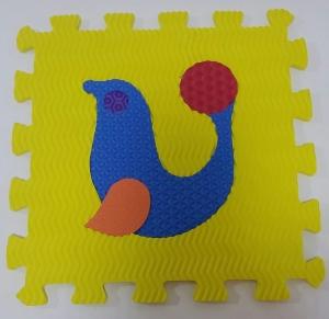 Set puzzel 10 piese cu animale 31/31 cm8