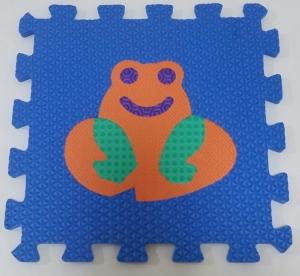 Set puzzel 10 piese cu animale 31/31 cm7