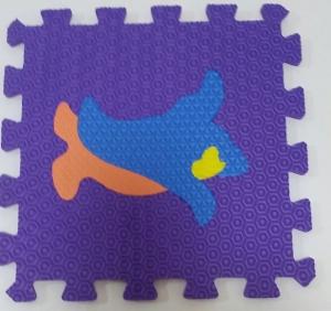 Set puzzel 10 piese cu animale 31/31 cm5