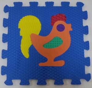 Set puzzel 10 piese cu animale 31/31 cm9