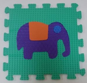 Set puzzel 10 piese cu animale 31/31 cm6
