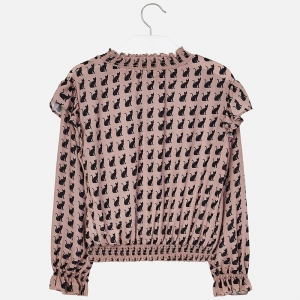 Bluza eleganta cu maneca lunga Mayoral1