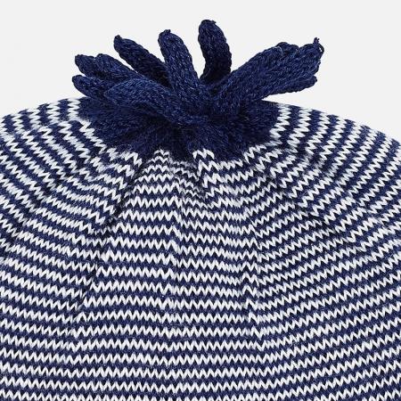 Caciula tricot bebe Mayoral, navy