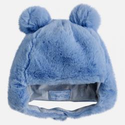 Caciulita bebe blanita Mayoral blue