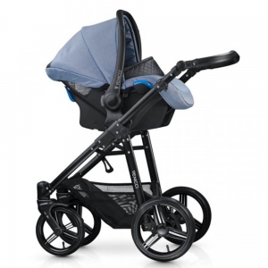 Carucior 3 in 1 Venicci Midnight Blue