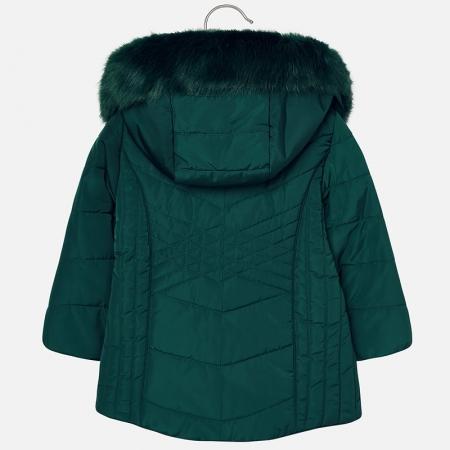 Geaca iarna fetite Mayoral, verde2