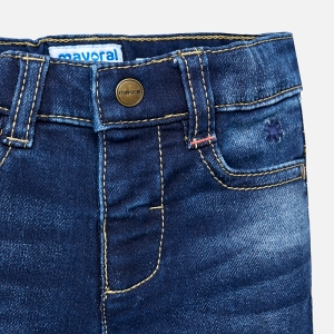 Jeans baieti slim