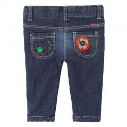 Jeans fete captusit bumbac Boboli